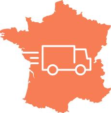 Livraison France Metropolitaine
