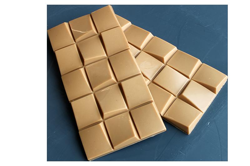 Nouveau ! Chocolat aux saveurs bretonnes